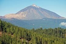 Teide volcano