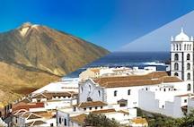 Parque nacional del teide y costa norte de tenerife (masca, garachico, icod)